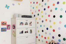 moa design for kids / colorful kid room ;)