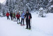 Raquetas de Nieve Benasque / Actividades de raquetas de nieve en el Pirineo de todos nuestros viajes.