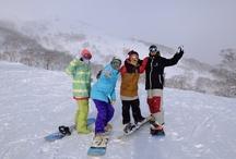Japan pow trip - Niseko, Hokkaido / me japan shredding