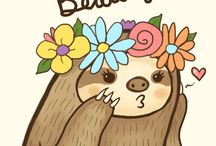 sloths spirit