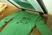 Screen Printing / by Notes and Volts