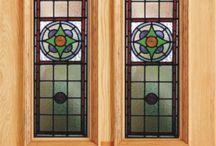 3 Panel Doors & Glass Packs