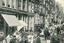 Amsterdam vroeger jordaan