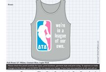 DELTA TAU DELTA T-Shirts That Rock / #DELTS #DTD #DELTATAUDELTA / by Greek T-Shirts That Rock