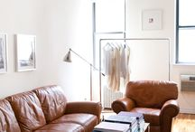 chestnut street apt / by Amelia Larsen / Colour Bloc