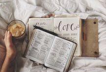 BIBLE STUDY/JOURNALING