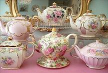 Tea, Teacups, & Teapots
