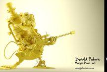 3D Character Creation - Tutorials