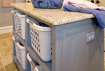 Laundry Room Ideas / by Elisabeth Steele