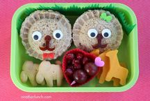 School Lunches, Box Lunches & Bento Delights