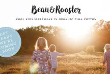 Beau & Rooster #1 First Collection