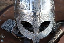 Swords Axes Hammers Helmets Shields & Armors / Weapon Shield & Armor