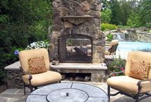 Backyard haven / by Mary Grimm