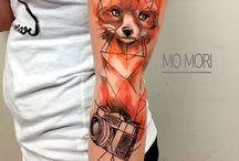 Mo Mori / Tattoo by: © Mo Mori - Germany. More tattoo artists on www.tattoolook.com