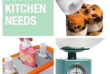 Cooking/Baking Gadgets / A sweet collection of cool and inspiring kitchen gadgets!