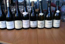 Bourgogne - Dégustation avec quelques clients privilégiés