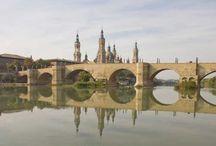 Basílica del Pilar, Zaragoza / Plaza del Pilar, Zaragoza, #viajes,#zaragoza
