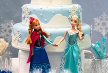 Frozen b day party / by Laura Dickson