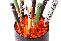Halloween food / by Cassie Harvey