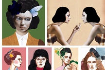 illustrators / by Denis Boufflet