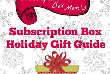 Black Friday/Cyber Monday/Holiday Subscription Box Coupons