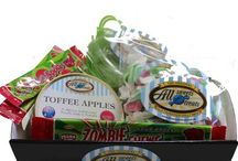 Gift Boxes / How good is it when you get a box full of all sweets and treats...