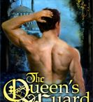 Queen's Guard Series / In 1147, Queen Eleanor and King Louis VII traverse to Jerusalem for the Second Crusade. Along with her fancy bedding and wine, the wily, young queen brings five lovely and talented women—spies identified by a signature garden scent.