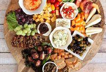 tabla de aperitivos