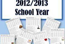 School - Math - Calendar Skills