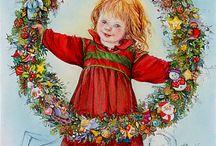 Lisi Martin Art Weihnachten