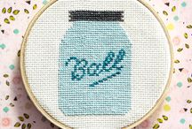 Cross stitch patterns and ideas