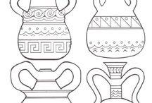 grafismos e texturas