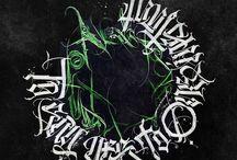 Calligram insp.