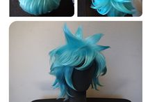 Wig Style Guides + Tutorials