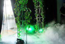 La Floreria | Eventos | Empresas | Corporativos / Grandes Eventos dónde realizamos la decoración floral, ambientación, puesta en escena, atrezzo, todo lo que se refiere a la dirección artística del proyecto.