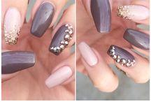 hair and nail ideas