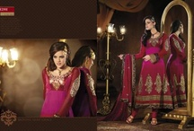 ANARKALI STYLE GORGEOUS KURTIS FOR INDIAN WOMEN / Beautiful handiwork's and embroidery done on gorgeous Anarkali Style kurties....