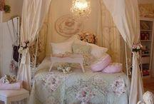 Camere Da Letto Shabby Chic