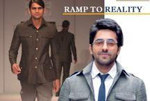 Ramp to Reality / Ramp fashion into real time fashion