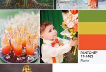 Flame wedding