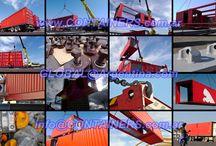 Puma City containers contenedores eventos y retail
