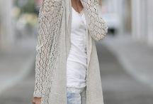 sloppy cardigan knit patterns