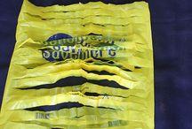 Πλαστικές τσαντες - δημιουργίες