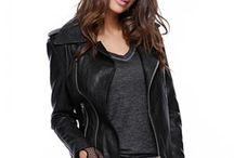 Women Leather Jacket / by Get My Leather