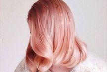 Розовое моро
