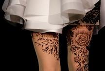ink / beautiful, thoughtful body art / by Zana Smith
