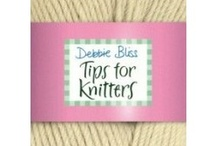 Knitting bits & pieces