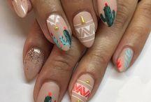 nail Aztec