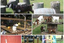Toys goats