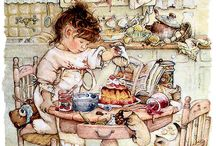 Art ... vintage sweet / by Cindi Bailey Russell